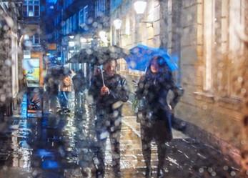 Conversations in the Rain