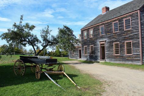 The Wagon House