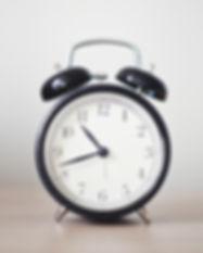 Ouderwetse klok