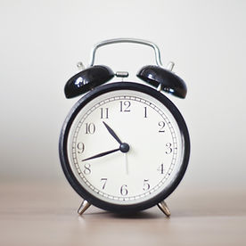 Clock - have you got time to donate to charity?