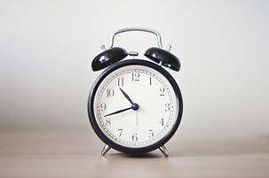 Old-Fashioned Clock