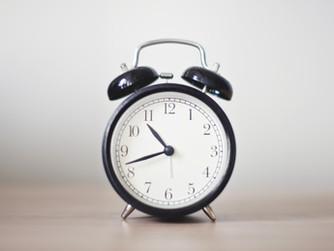 10.15 Uhr - Neue Uhrzeit für den Sonntagsgottesdienst