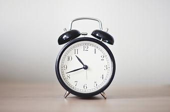 Horloge démodées