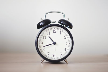 Reloj anticuado