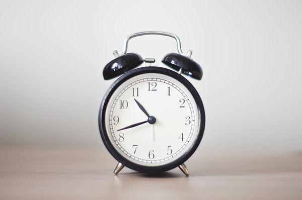 Relógio antiquado
