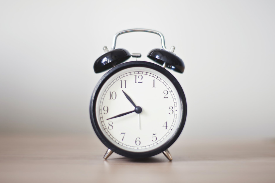 21 Days of Self-Care: Day 16 – Time is On Your Side (Yes, it is)