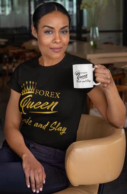 Forex Queen Mug