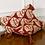 Thumbnail: cotton ikat cushions