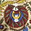 Thumbnail: Vintage hand embroidered Suzani, Bukhara, Uzbekistan