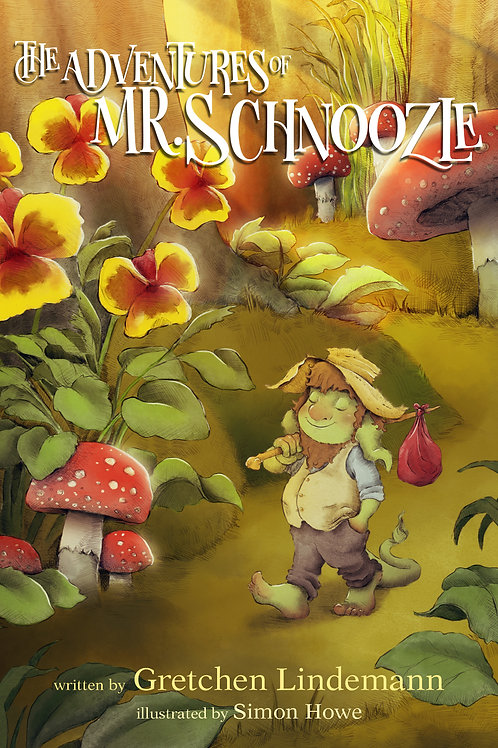 The Adventures of Mr. Schnoozle - eBook