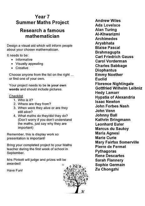 Year 7 Maths Summer Challenge-page0001.j