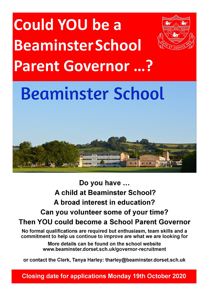 Parent Governor Advert October 2020-page