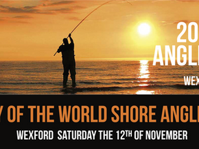 Ireland claim double gold at 2016 World Shore Angling Championships