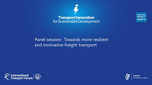 Panel session -  Towards more resilient and innovative freight transport.jpg