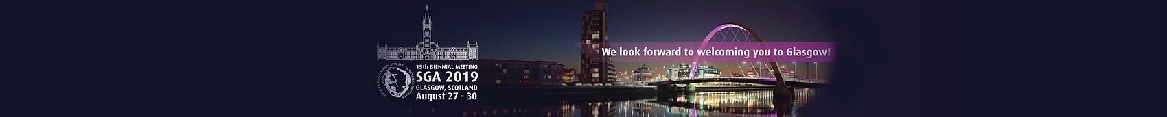 SGA 2019 Glasgow