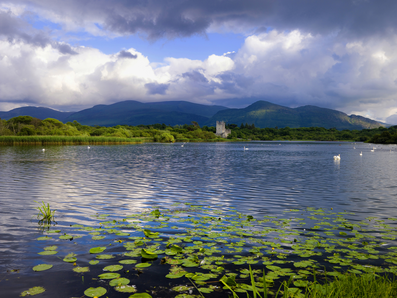 Lago en Killarney
