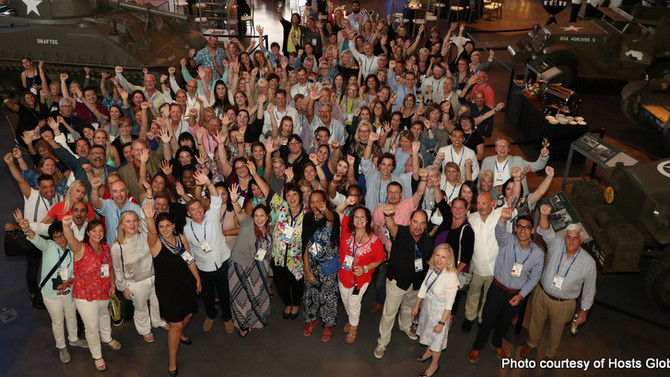 Good Times Roll at 5th Annual Hosts Global Forum