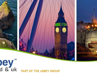 Welcome to the Abbey Ireland & UK Newsletter