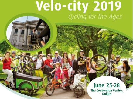 Dublin wins bid to host Velo-city 2019