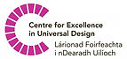 Centre for Excellence in Universal Design Logo