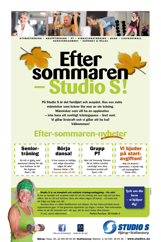 Helsida lokaltidning
