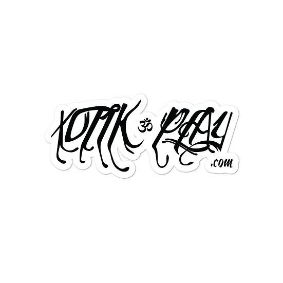 XotikPlay.com Sticker
