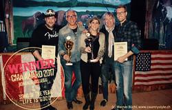 Country Music Award Bonanza 2017