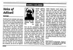 Kolumne Kamil Krejci