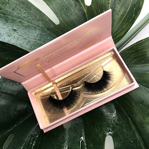 Luxury Lashes - HOT MESS