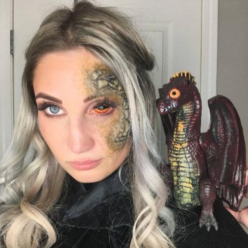 Dragon Skin Prosthetic