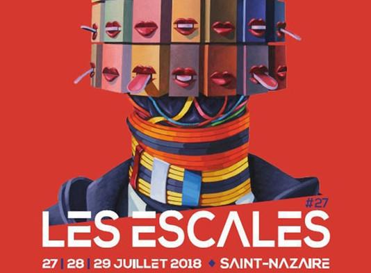 Avez vous votre billet pour les Escales de Saint Nazaire 2018 ?  Ce fut un grand plaisir en 2017, do