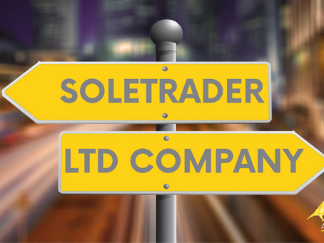 Should I stay a Soletrader or become a Limited Company?