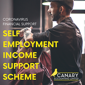 30th - Self employment income support sc