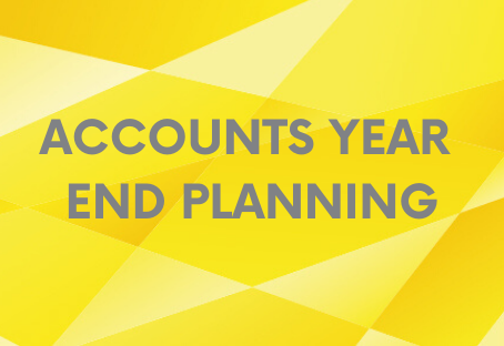 Accounts Year End Planning