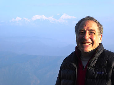Larry Bleiberg Mount Kanchenjunga, India