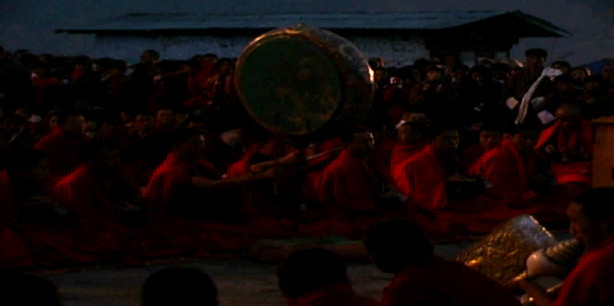 Bhutan Ceremony