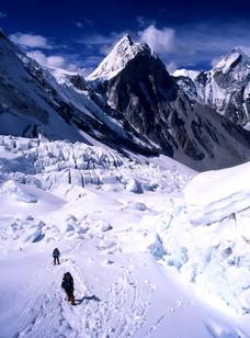 Western Cwm- Everest