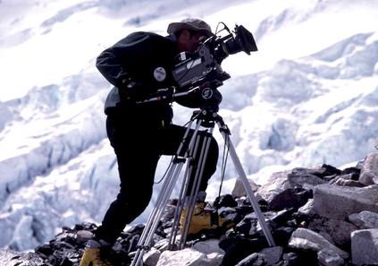 On Mt. Everest