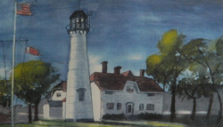 Cape Cod (For Display only - No sale) -