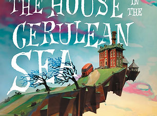 Cover for The House of The Cerulean Sea