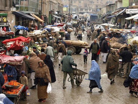 What does the future hold for peace processes in Afghanistan?