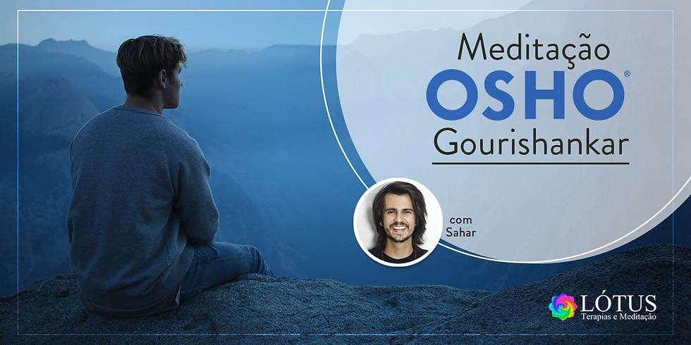 Meditação OSHO  Gourishankar