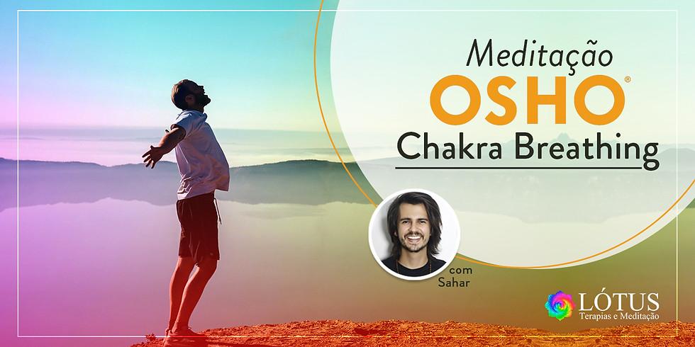 Meditação OSHO Chakra Breathing