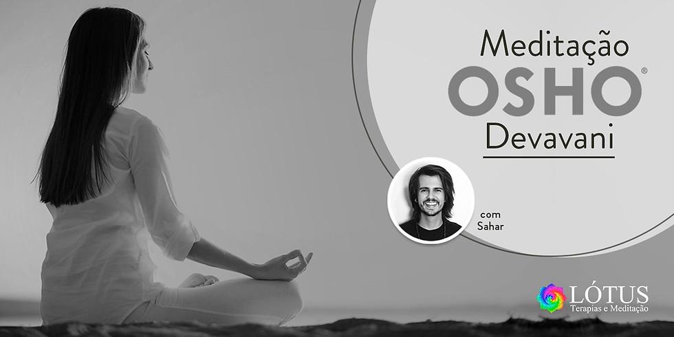 Meditação OSHO Devavani