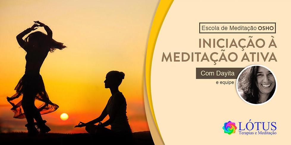 Curso de Iniciação à Meditação Ativa - Escola de Meditação OSHO