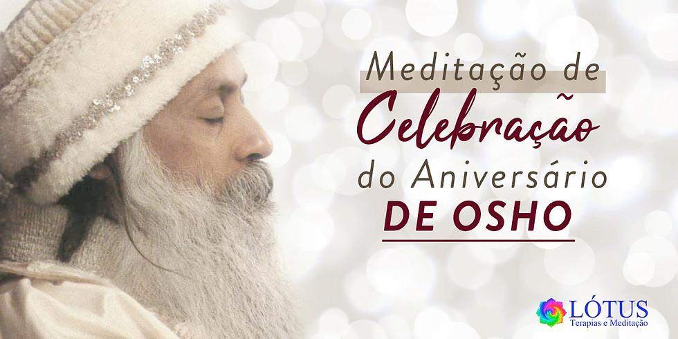 Meditação de Celebração do Aniversário do Mestre Osho