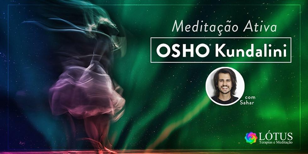 Meditação OSHO Kundalini