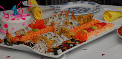 Rated BEST SUSHI by City Paper!