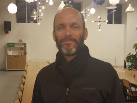 Coffee Break Questions - Michael Sheridan