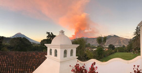 #AnimoGuate: Fundraising for communities affected by Volcan De Fuego
